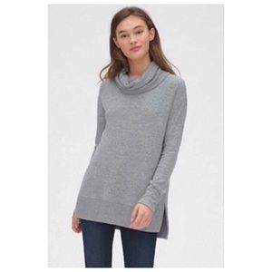 Gap Cowl Neck Sweater Tunic Small